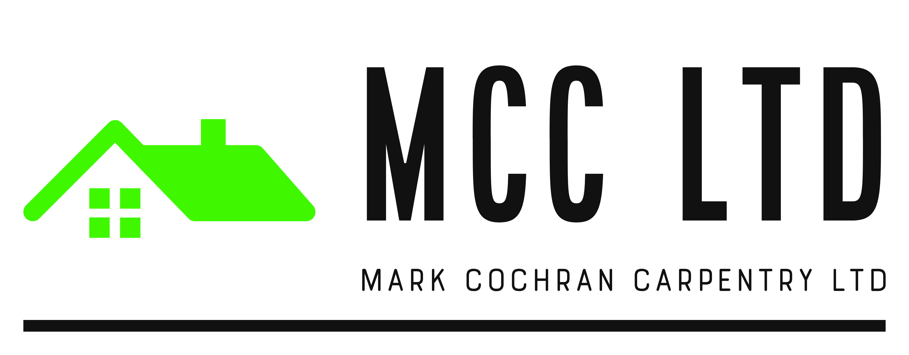 Mark Cochran Carpentry Ltd Logo